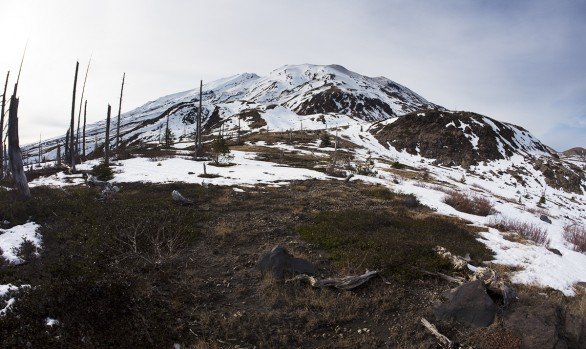 Trip Report: Mount St. Helens East 1-31-15